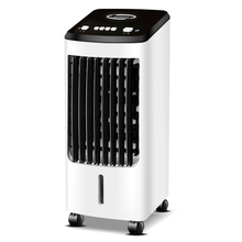 Air-conditioning fan Refrigeration fan bedroom Mute Humidification fan Air cooler Household Mobile Air Conditioning