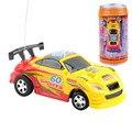 Coque Pode RC Carro de Alta Velocidade Radio Remote Control Micro Car Racing Mini Brinquedos Com Cores Diferentes
