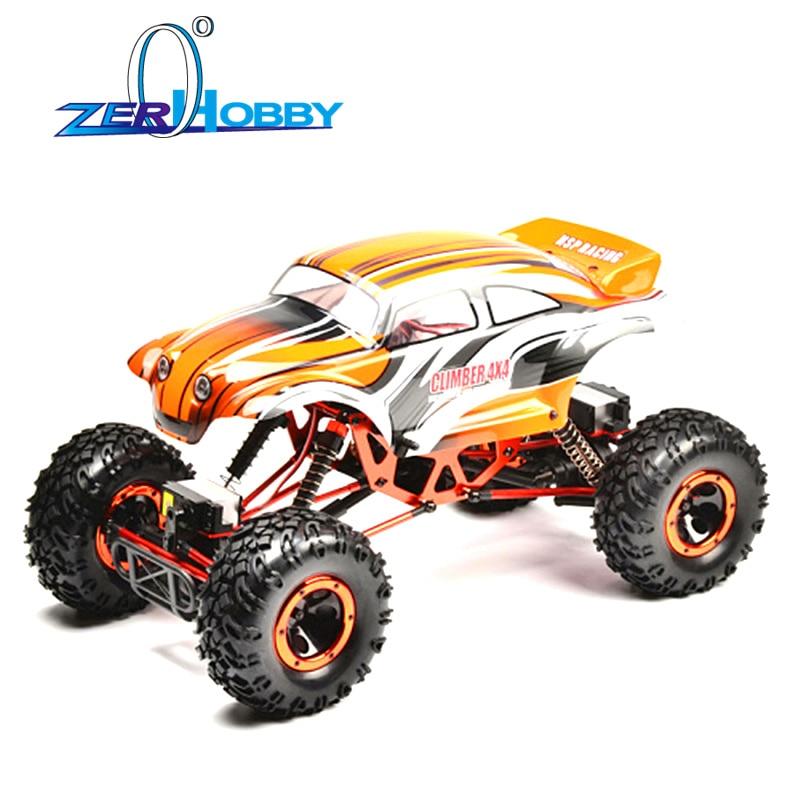 HSP RACING CAR Qalıcı Nəzarət Roku CRAWLER 1/10 ELEKTRİK OFF YOL - Uzaqdan idarə olunan oyuncaqlar - Fotoqrafiya 2