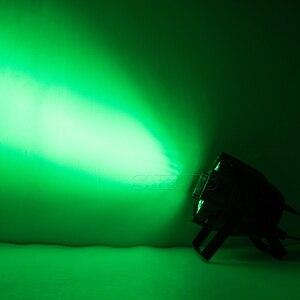 Image 5 - מקרה טיסה עם 4/6/8 חתיכות LED Par יכול 18x18W RGBWA + UV תאורה 6IN1 LED שלב תאורה עבור DJ דיסקו KTV מסיבת מהיר חינם