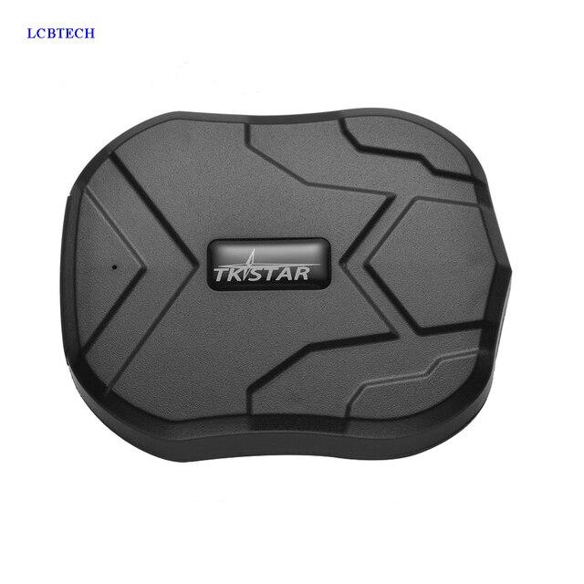 TK905 TKSTAR Localizador GPS Tracker Para Carro Veículo GSM GPRS Rastreador Google Map 5000MAH Longa Vida Útil Da Bateria Frete Grátis