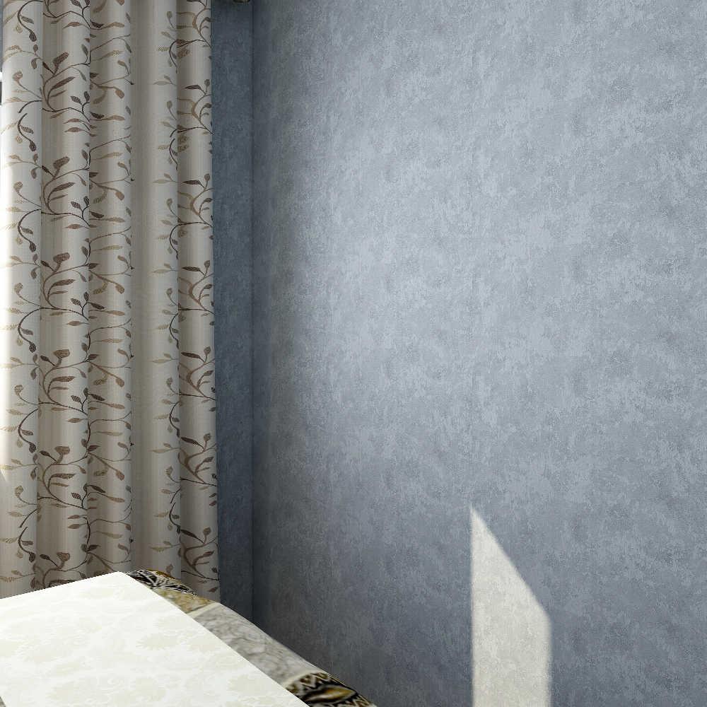 コルク効果ダークグレー石コンクリート産業大理石の壁紙ロフトスタイル