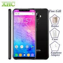 "LTE 4G Oukitel U18 5.85 ""21:9 Pantalla Completa Smartphones Face ID MT6750T Octa Core Android 7.0 4 GB 64 GB 13MP Dual SIM Del Teléfono Móvil"