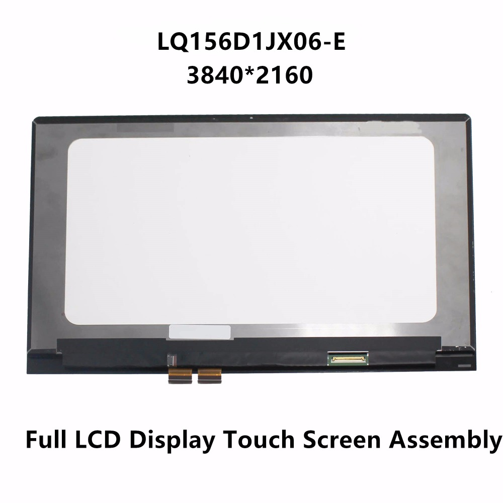 "Cable Assembly 15.6/"" Lenovo Yoga 710-15IKB 80U0 LCD Display Touch Screen Frame"