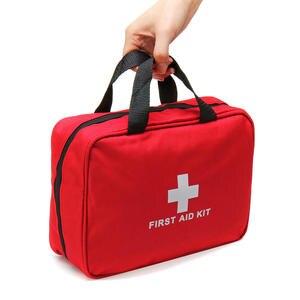 Image 3 - 300 pcs 긴급 생존 키트 의료 용품 상처 가방 치료 팩 홈 오피스 캠핑에 대 한 응급 처치 키트 세트