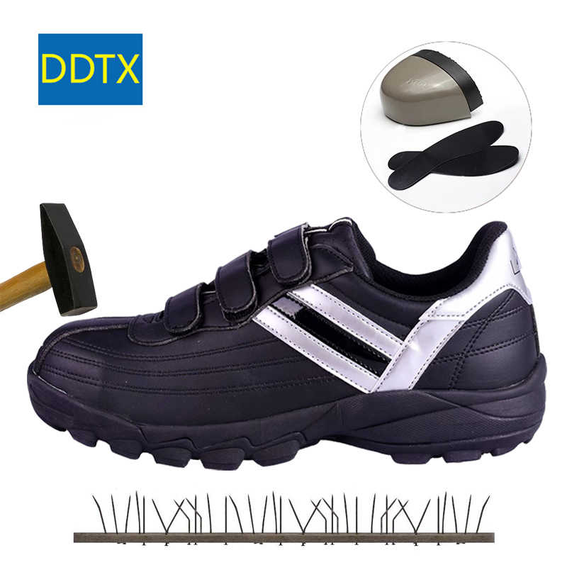 Detail Feedback Questions About Ddtx Black Safety Shoes Steel Toe