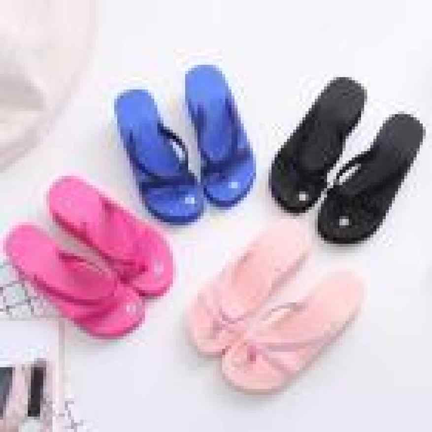 7d705214163f3 large size Women s Comfortable Summer Soft Wedge Sandals Fashion Slipper  Flip Flops Beach Wedge Thick Sole