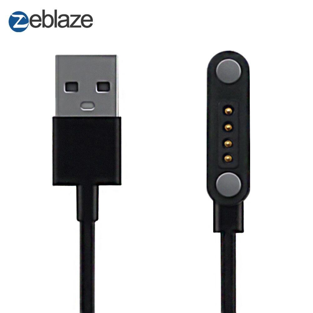 Zeblaze THOR S Astuto Della Vigilanza 65 cm Lunghezza Cavo di Ricarica con Porta USB Power Charger Cavo Magnetico