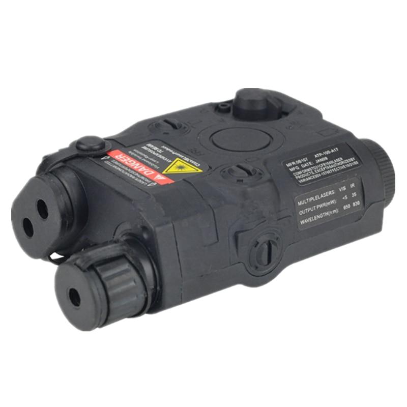 tactical PEQ 15 Battery case battery box holder NEW No functional black DE FG