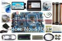 Бесплатная доставка DSP2812 макетная плата 00IC TOP2812 TMS320F2812 обучающая плата DSP development kit