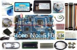 Gratis verzending DSP2812 development board 00IC TOP2812 TMS320F2812 Leren boord DSP development kit