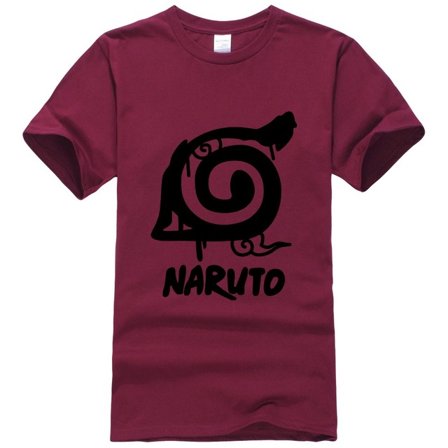 Naruto Fitness Men's T-shirt
