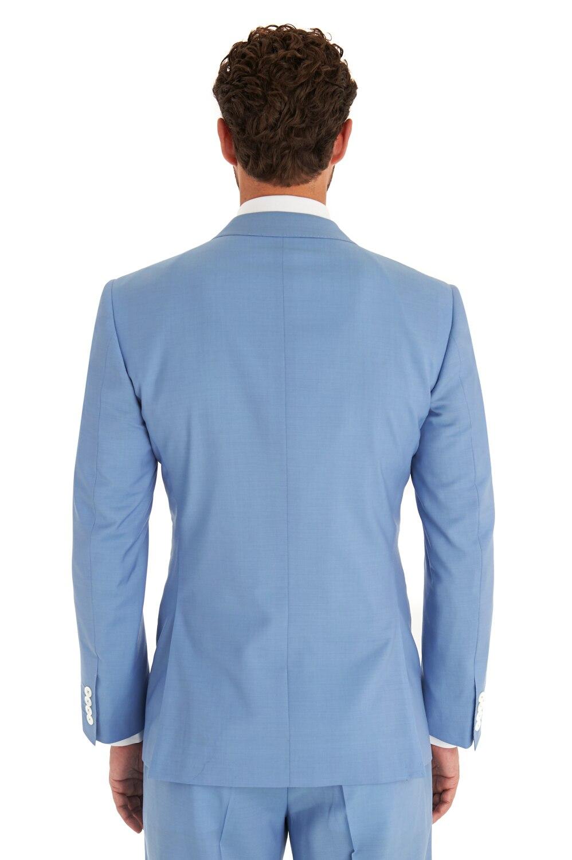 Arrivel Romantic Light blue wedding man\'s Suit party dress Lounge ...