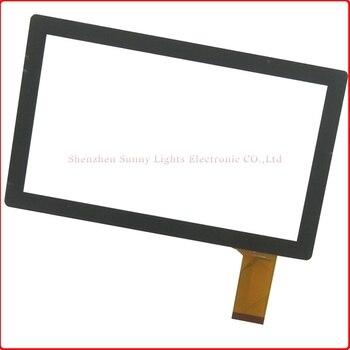 """Czarny nowy dla 7 """"Cal GOCLEVER TAB R76.2 Tablet 36 pinów pojemnościowy ekran dotykowy Panel Digitizer czujnik darmowa wysyłka"""