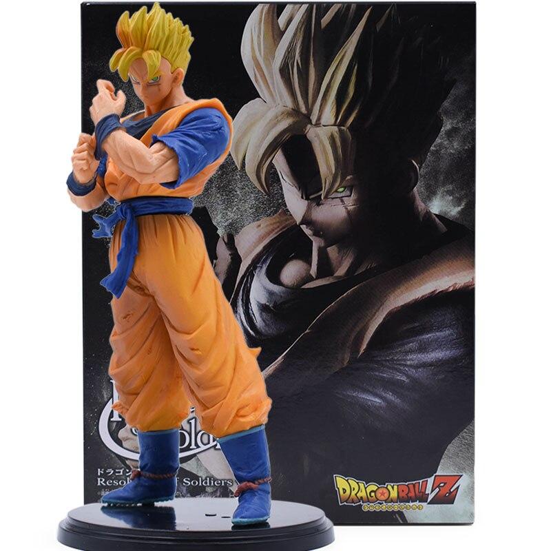 ALI shop ...  ... 32989272164 ... 5 ... 3 Set Dragon Ball Z Goku Action Figure PVC Collection Model Toy Anime Super Saiyan Son Gohan Zamasu Broly Figure Toys For Kids ...