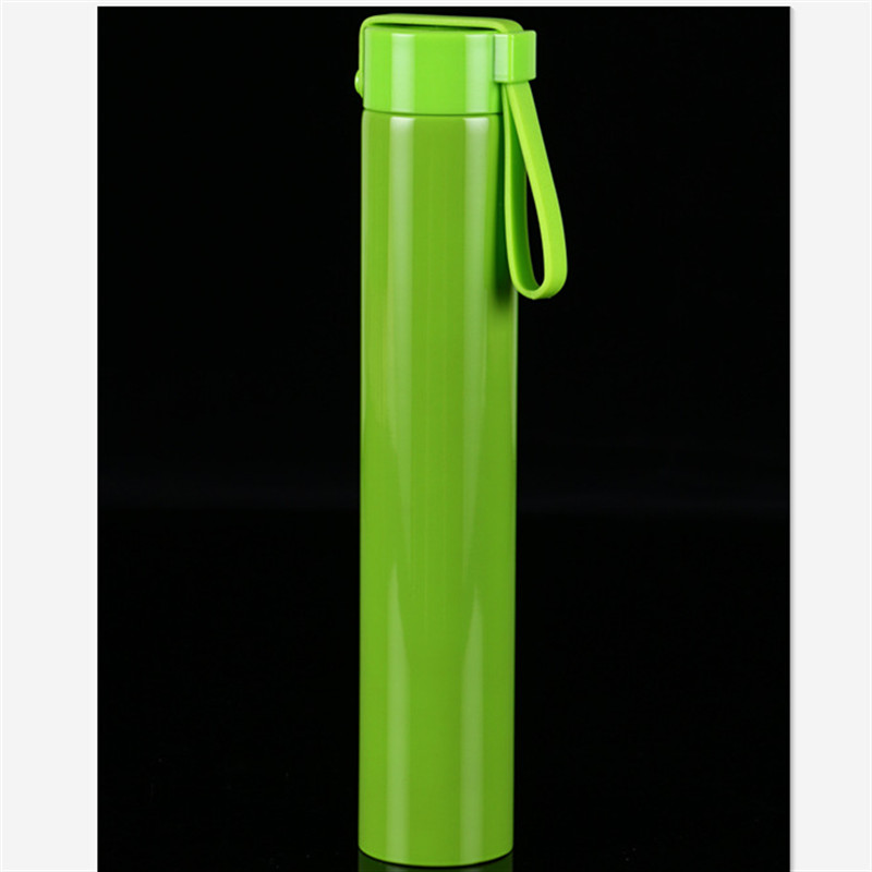 Double Wall Slim Vacuum Flasks Stainless Steel Insulated Thermos Cup Water  Bottle 260ml -in Vacuum Flasks & Thermoses from Home & Garden on  Aliexpress.com ...