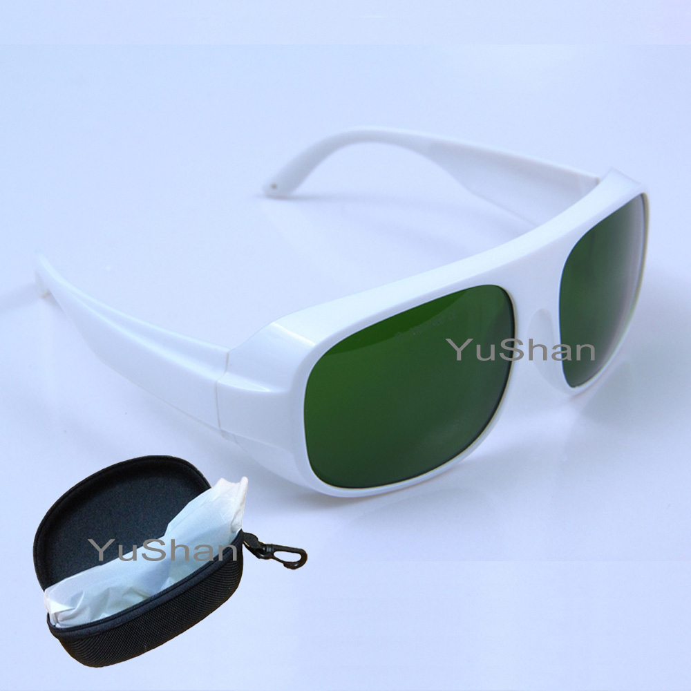 NEW  IPL Safety Glasses 200-1400nm Glare Protection Laser Safety Glasses Free Shinpping