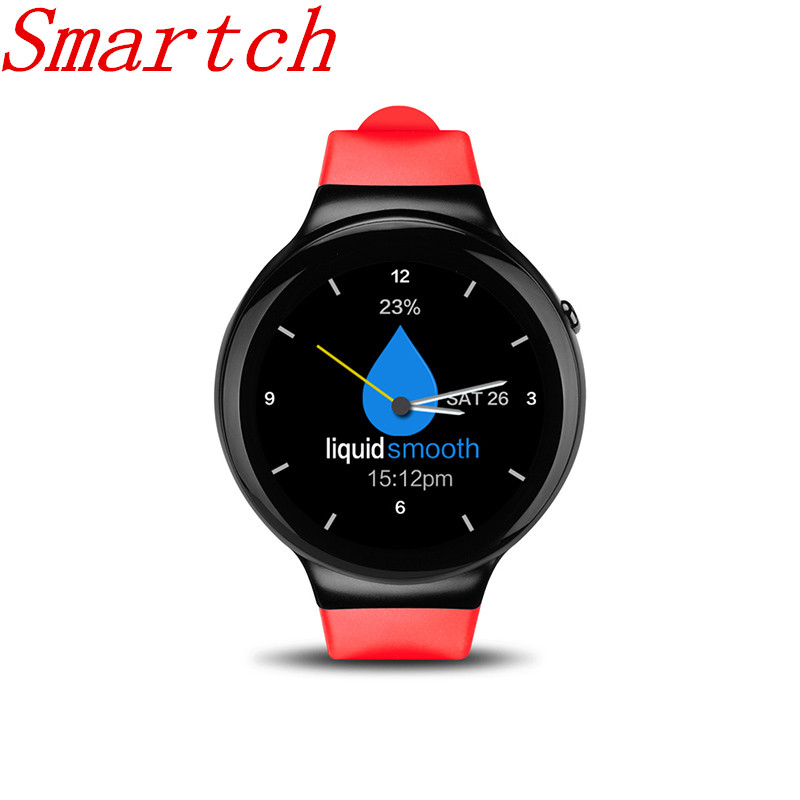 цена на Smartch New Fashion I4 Smart Watch Android 5.1 MTK6580 3G WiFi GPS Heart Rate Monitor Bluetooth SmartWatch for IOS Android RAM1G