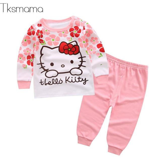 ccad09d83 Baby Girl Hello Kitty Clothing Set, Infant Clothes Newborn Clothes Bebes  Outfits