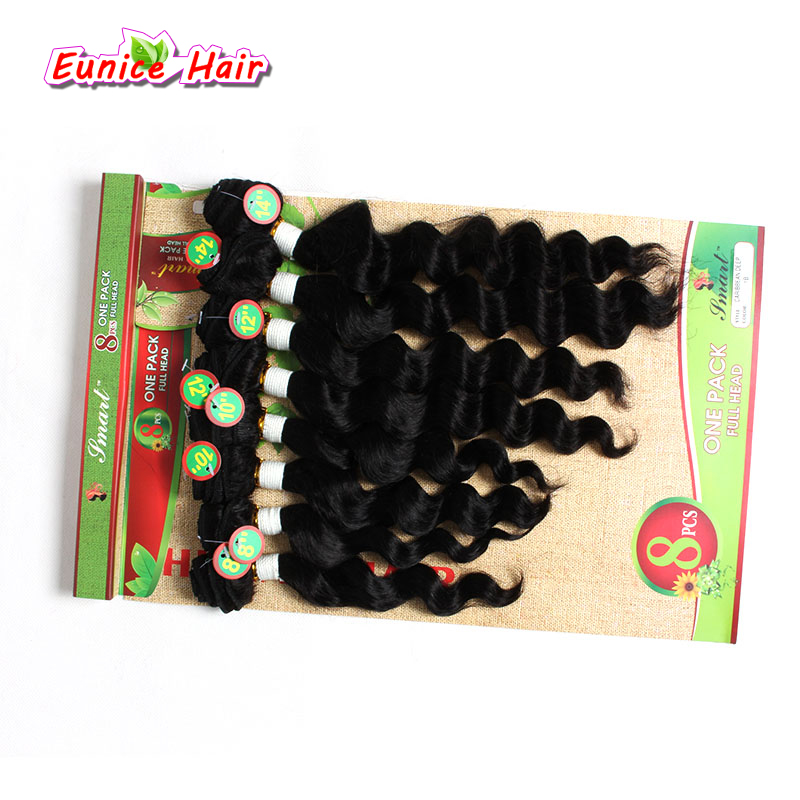 8 Pieces lot brazilian body wave sexay hair perruque cheveux humain afro kinky curly vierge hair