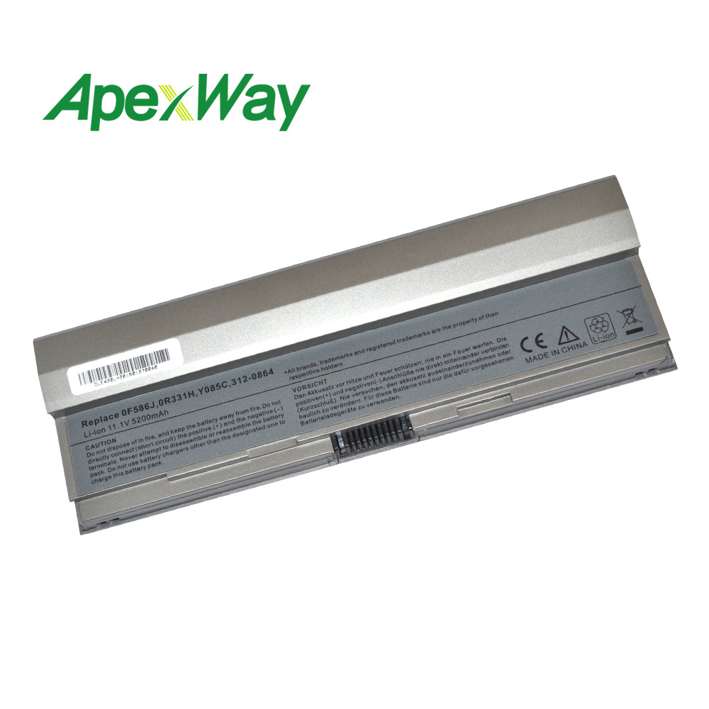 4400MAH 11.1V <font><b>Battery</b></font> For dell Latitude 451-10644 F586J 453-10069 R331H R640C R841C W343C W346C X784C Y082C <font><b>E4200</b></font> 00009 312-0864 image