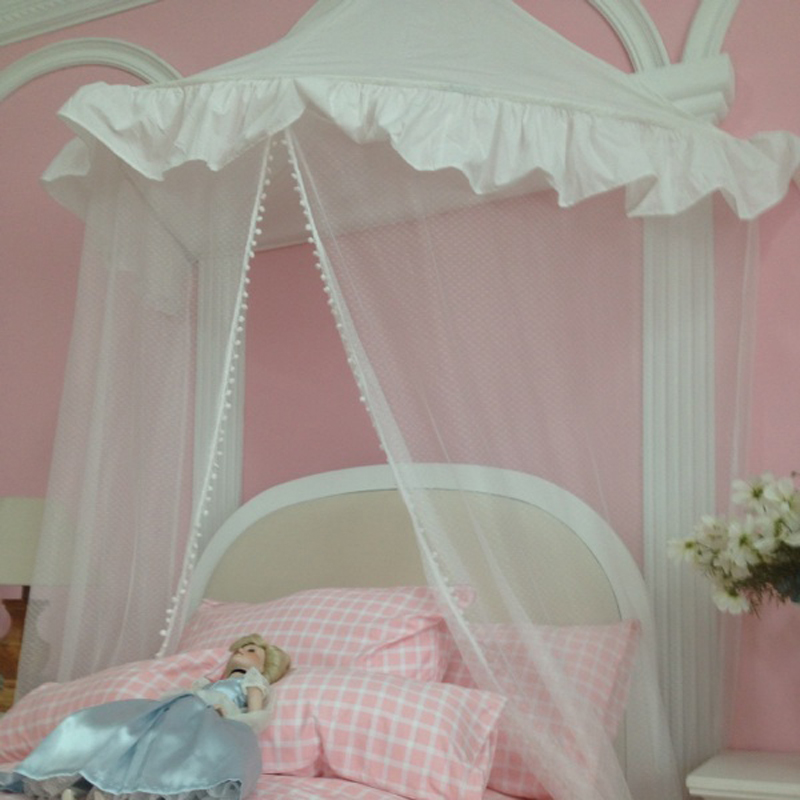 white Princess Indoor decoration Children Tent Baby Toy Tent Kids Game Play House Tents Children with Mosquito Net Birthday Gift best selling child toy tents tipi kids game house girl princess play tent teepee children house indoor outdoor toy tents