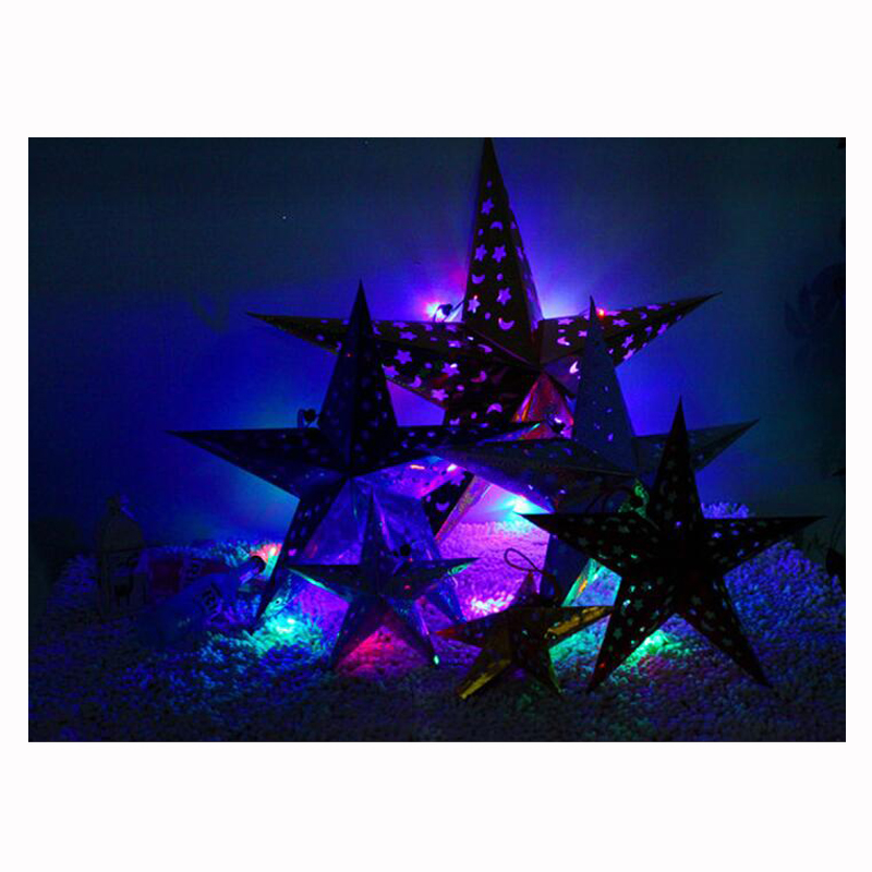 Halloween Decoration Star Light 3 Sizes Holiday Birthday Party ...