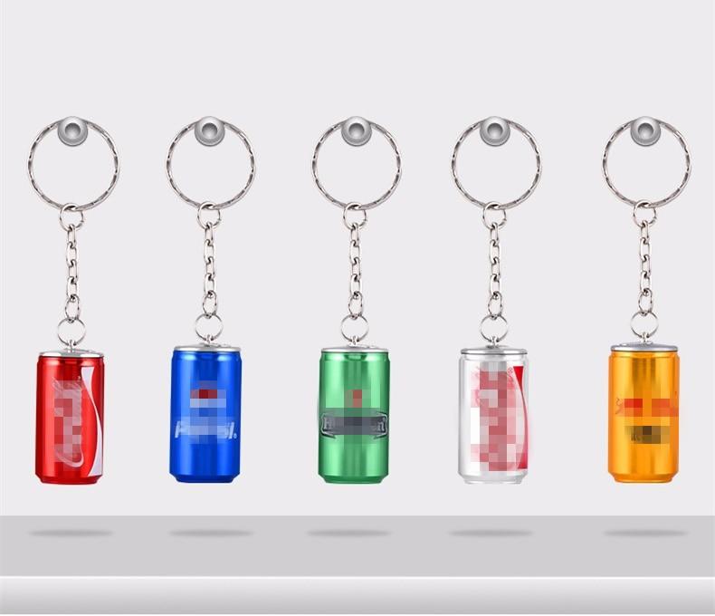 New Style Usb Flash Drive 2.0 Pen Drive Metal Usb Flash Stick 4G 8GB 16GB 32GB 64GB 128GB Flash Drive Cola Beverage Cans Pendriv