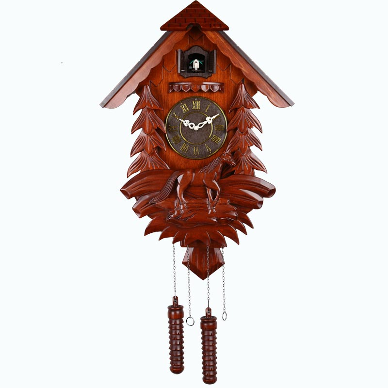 Compare Prices On Cuckoo Wall Clocks Online Shopping Buy