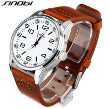 2016 New Luxury Brand Military Watch Men Army Quartz Analog Clock Leather Strap Sport Watches For Men Relogio Masculino Militar
