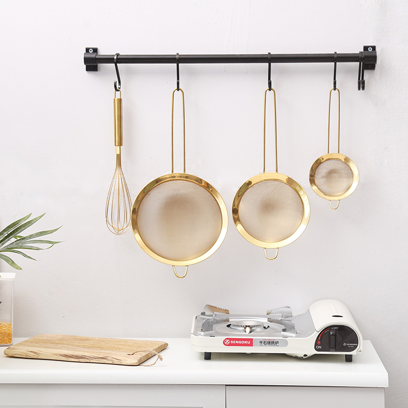 Stainless Steel Golden Sieve