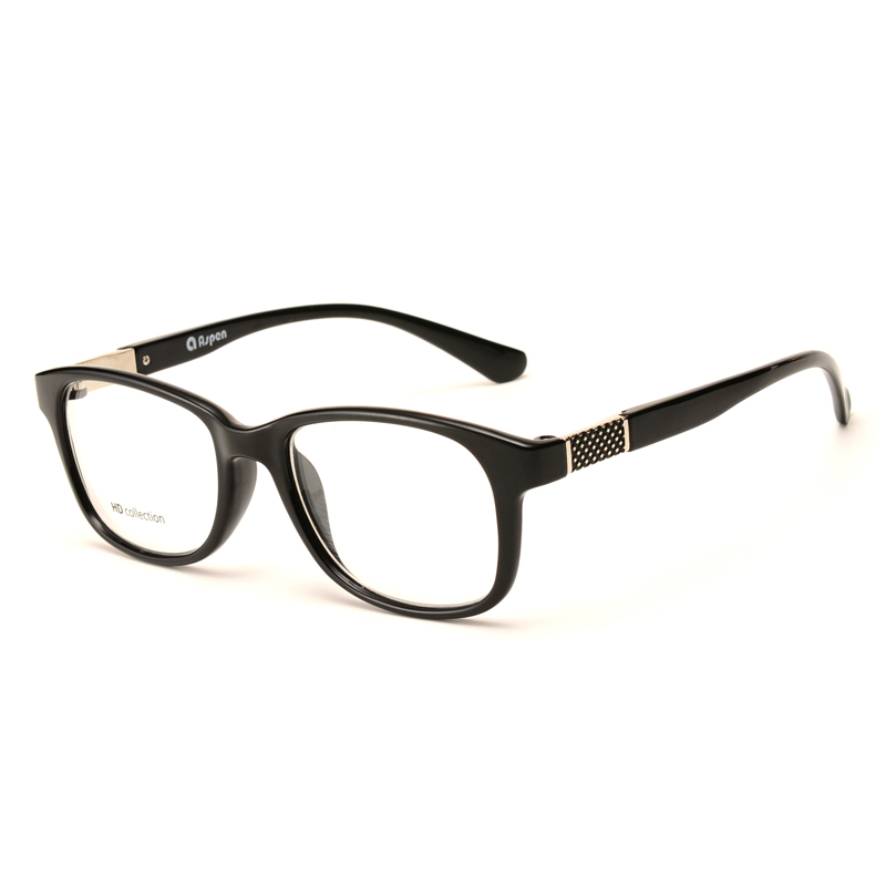 Toptical Glasses Frame Full Frame Myopia TR90 Eyeglasses FrameS Black Vintage Eye Box Optical Mirror Myopia glasses