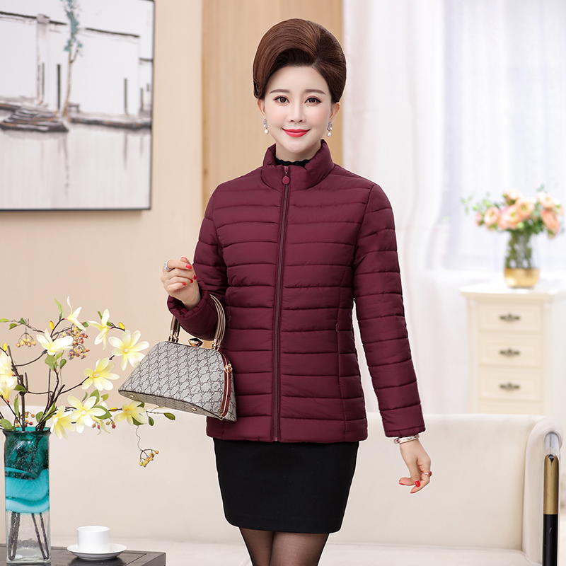 Woman Spring Plus Size Down Jackets Female Autumn Oversized Warm Down   Parkas   Lady Winter Down Outerwear Women Warm Down Overcoat