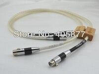 Hi End Odin XLR соединительный кабель 1 м с углеродное волокно XLR штекер кабеля