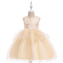 2018 Cheap White Flower Girl Dresses for Weddings Lace Girls Pageant Dresses First Communion Dress Little Girls Prom Ball Gown luxury 2017 first communion dress puffy flower girl dresses for weddings little girls pageant dresses free shipping