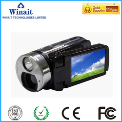 5.0M CMOS digital video camera HDV-T99 3.0LCD display 12mp full hd 1080p photo camera digital video camcorder