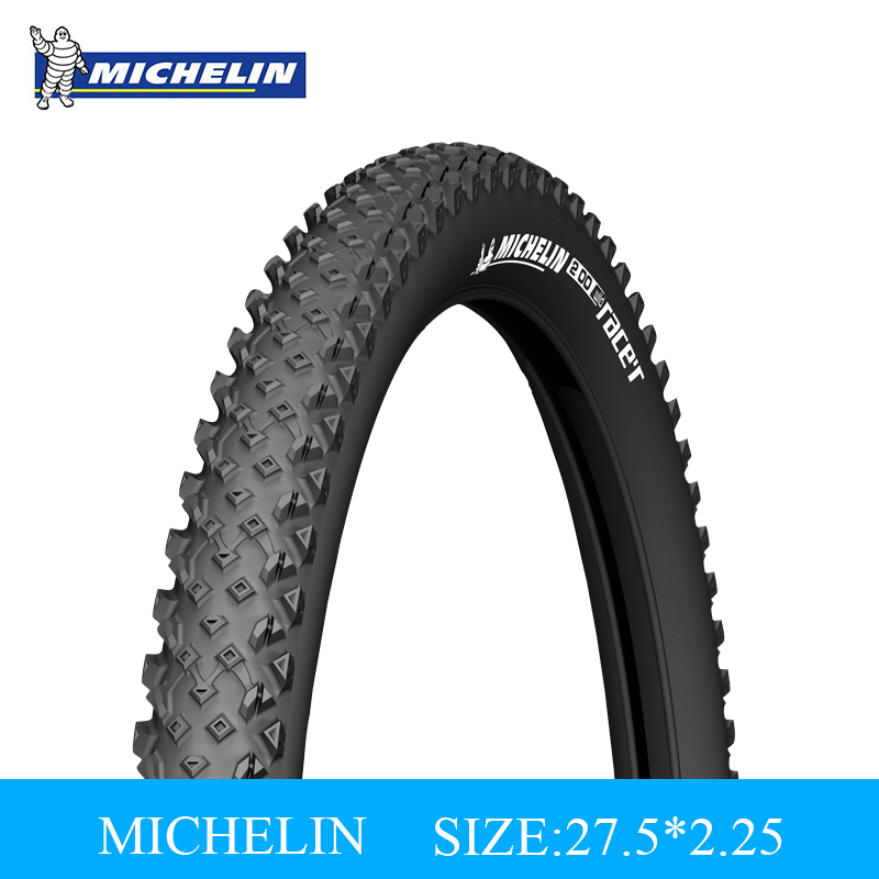 MICHELIN 27.5*2.25 Mountain Bicycle Bike Cross-country Tire High Quality Rubber Bike Foldable Tire Wild Grip/Race Outer Tyre 26 inch 7 21 27speed cross country mountain bike aluminum frame snow beach 4 0 oversized bicycle tire dirt bikes for men