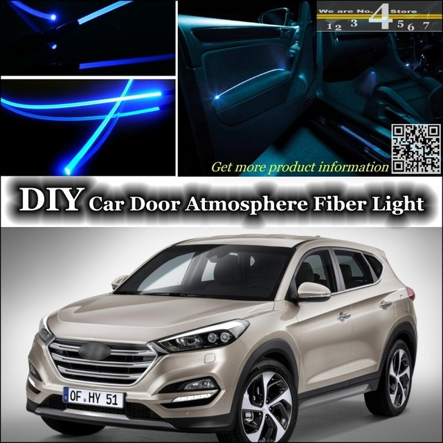 for hyundai tucson interior ambient light tuning. Black Bedroom Furniture Sets. Home Design Ideas