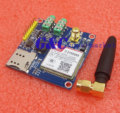 2 шт. МИНИ V4 Беспроводной GSM GPRS Модуль + Вызов SIM800A Quad-band ЗАМЕНИТЬ SIM900A
