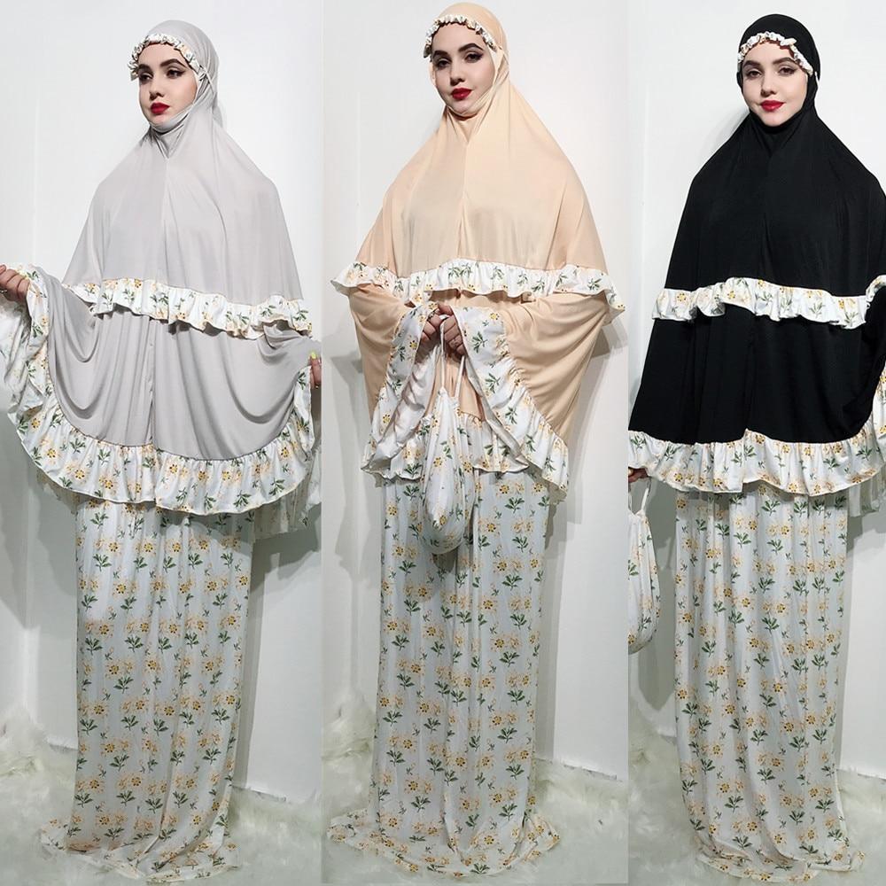 2019 Design Dubai Clothing Muslim Jubahmurah Set Baju Kurung
