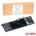 15.2 В 48WH Оригинальные AC14B8K Аккумулятор Для Acer Aspire E3-111 E3-112 E3-112M ES1-511 ES1-512 E5-771G V3-111 Бесплатно 2 Года Гарантии
