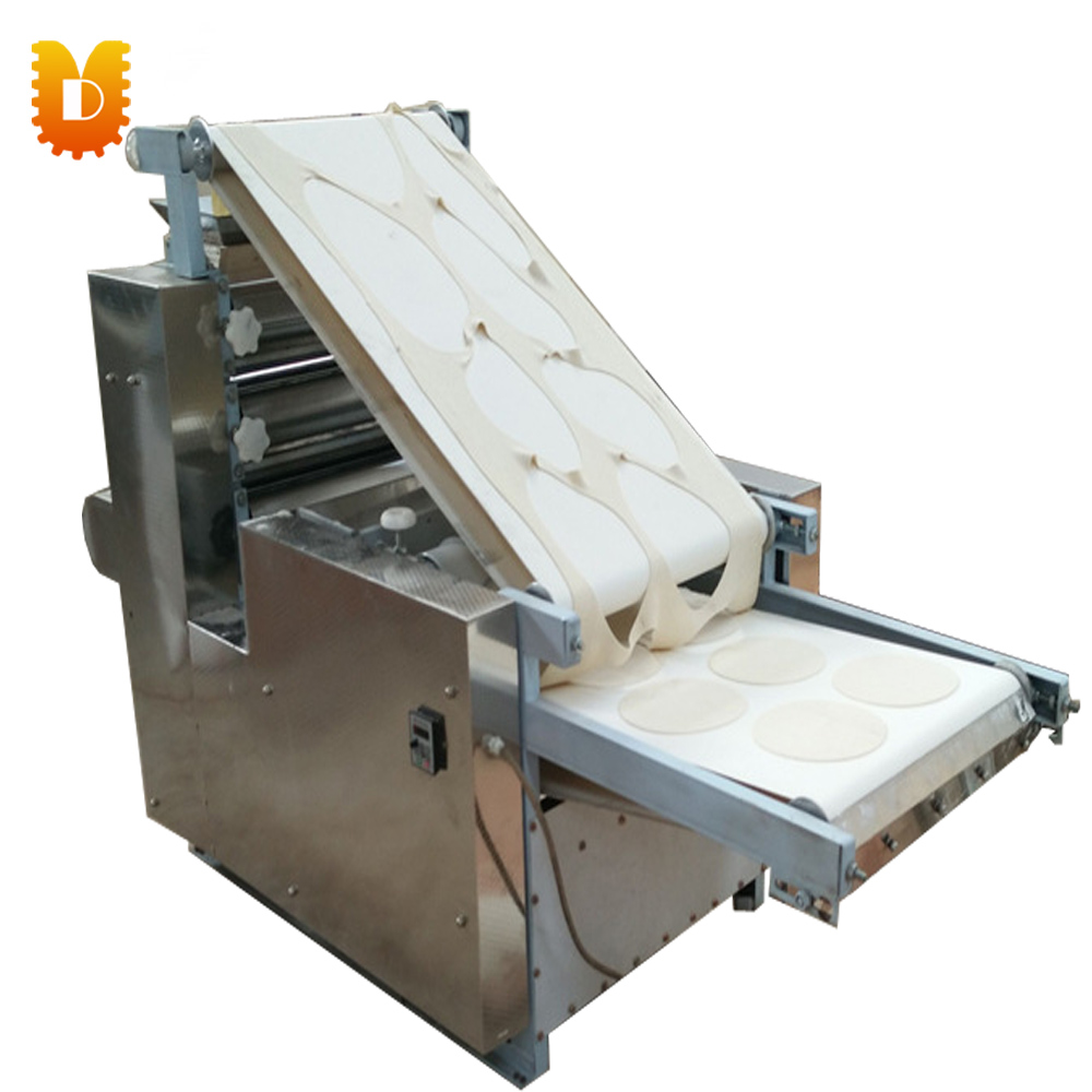 Machine de fabrication d'emballage de boulettes chinoises/Machine de peau de boulette de Wonton de grande capacité