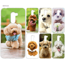 BINYEAE Poodle dog art Clear Case for Xiaomi A2 Lite A1 Redm
