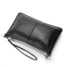 Genuine Leather Women Clutch Bags
