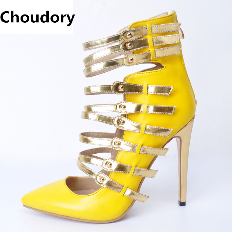 Online Get Cheap Sexy Yellow Heels -Aliexpress.com | Alibaba Group