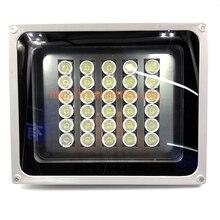 30 шт. LED 80 м расстояние белый свет Просветитель свет лампы для камеры видеонаблюдения угол 15-90 градусов дополнительно(SI-30W