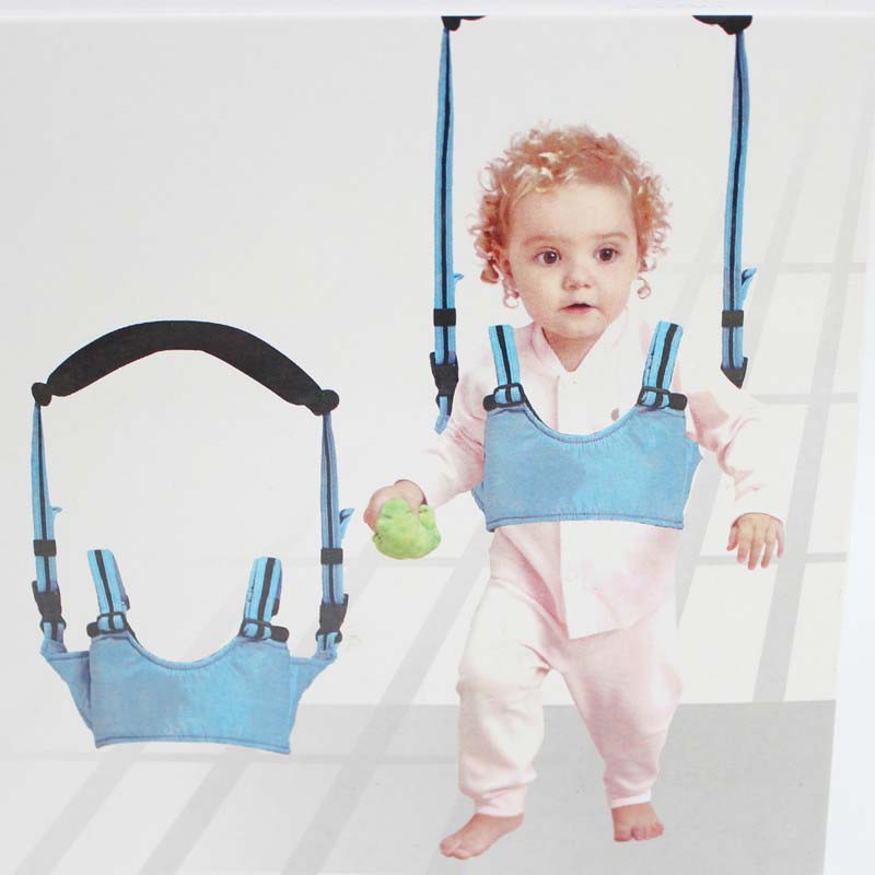 New Baby Walker Baby Learning Line With Children's Harness Walking Learning Assistant Walker Jumper Belt Safety Reins Harness