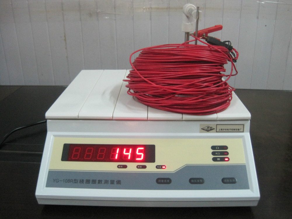 Gyors érkezésű YG108R-4 transzformátor tekercs számmérő - Mérőműszerek - Fénykép 1
