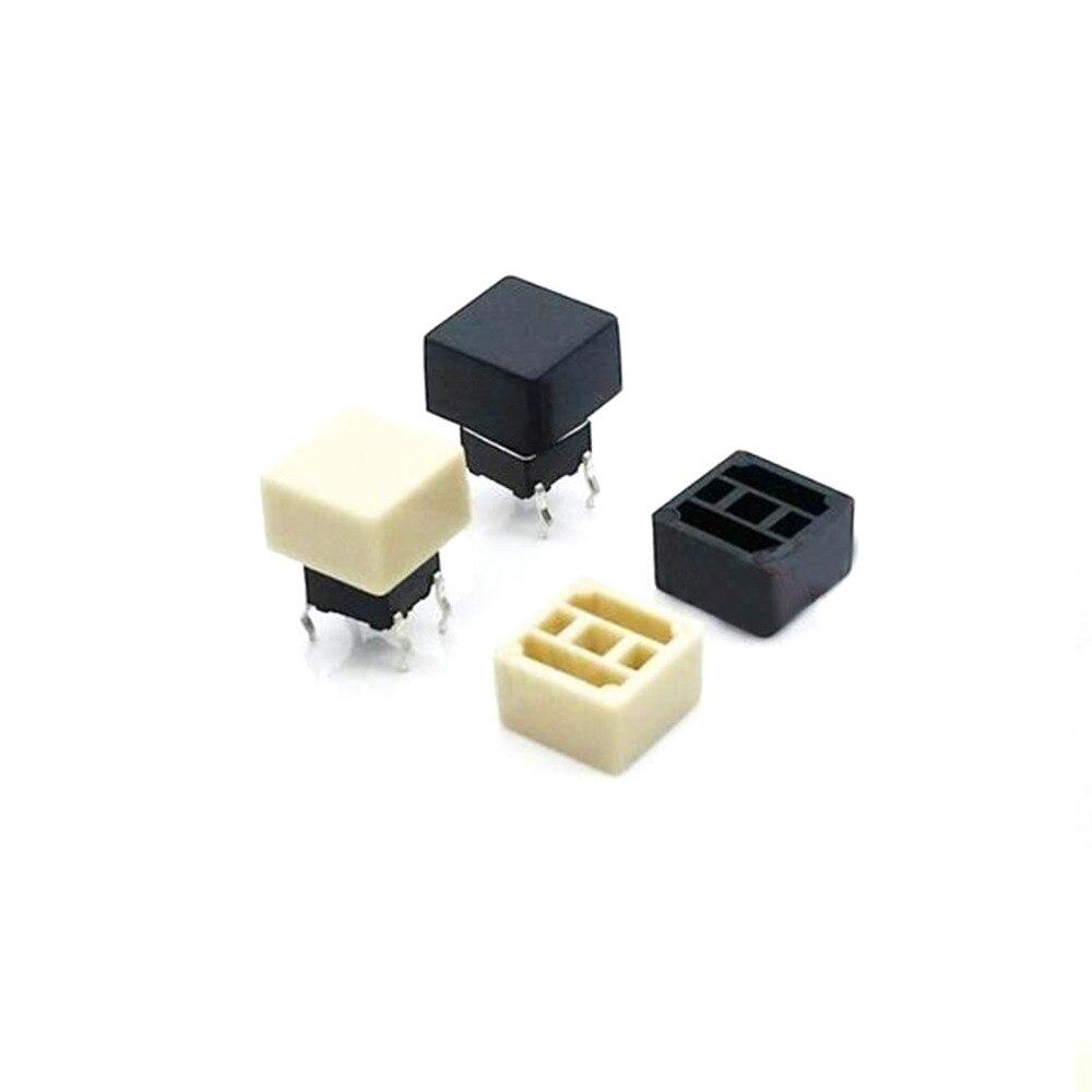 5 Pack Miniatura Plaza Táctil interruptor de 5 mm botón