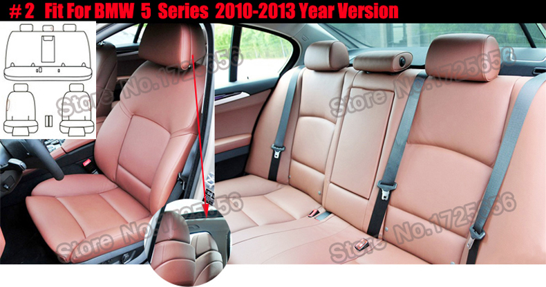 BMW BLACK CAR SEAT COVERS PROTECTOR 1 Series 2 Series 3 Series 4 Series 5 Series